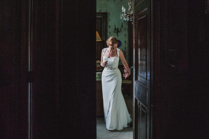 Suzanne Neville wedding dress Karen Flower Photography