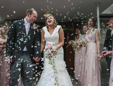 Ian Stuart wedding dress