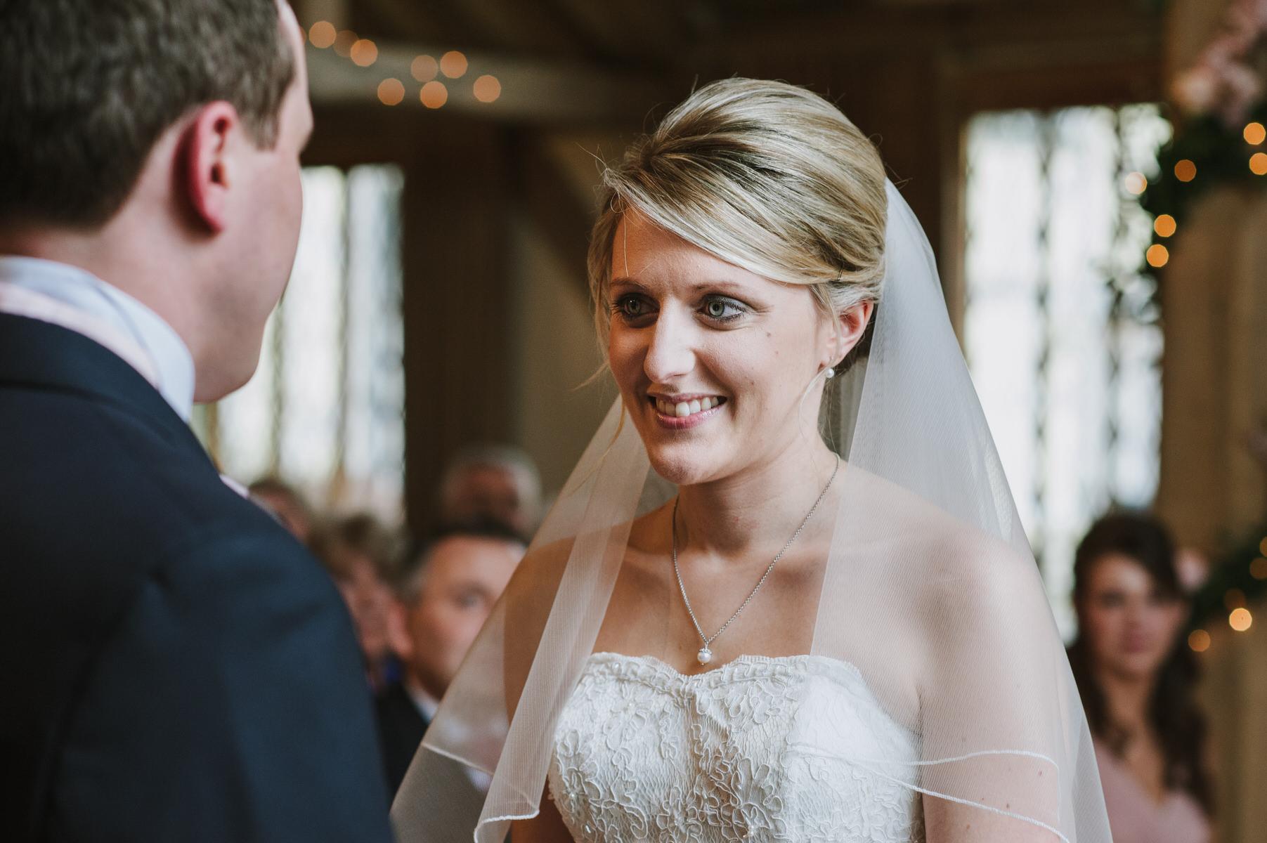 Cain Manor bride