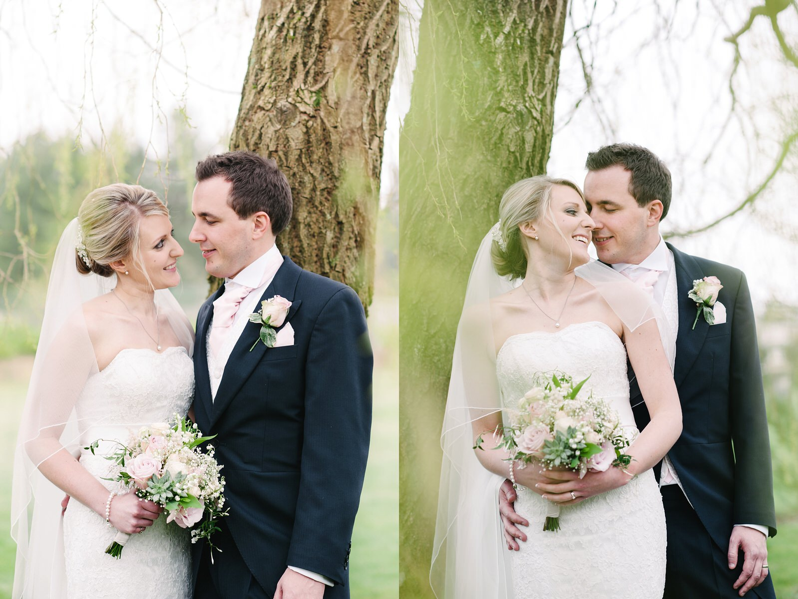 Cain Manor wedding couples portraits