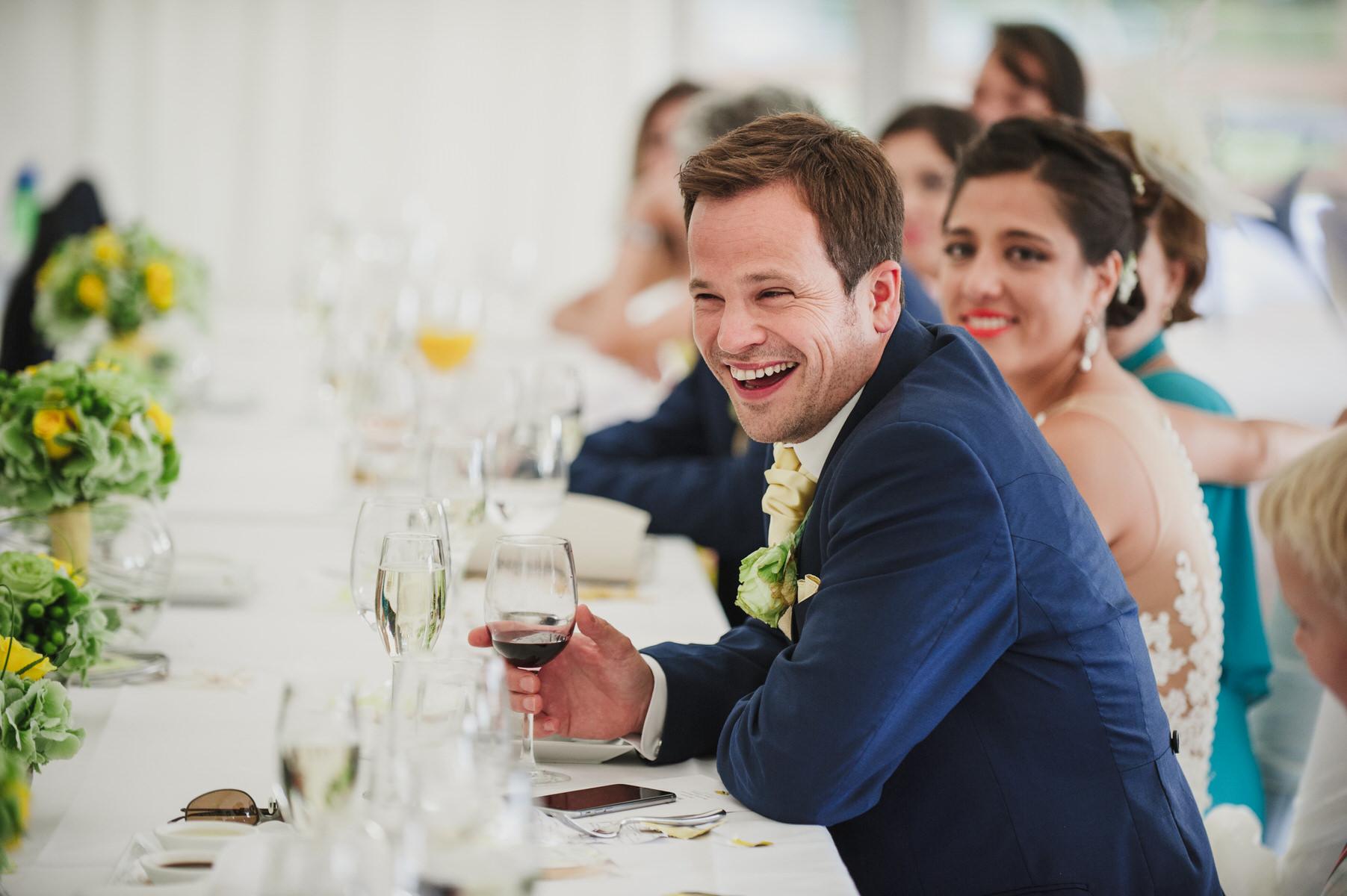 Ravens Ait wedding venue speeches