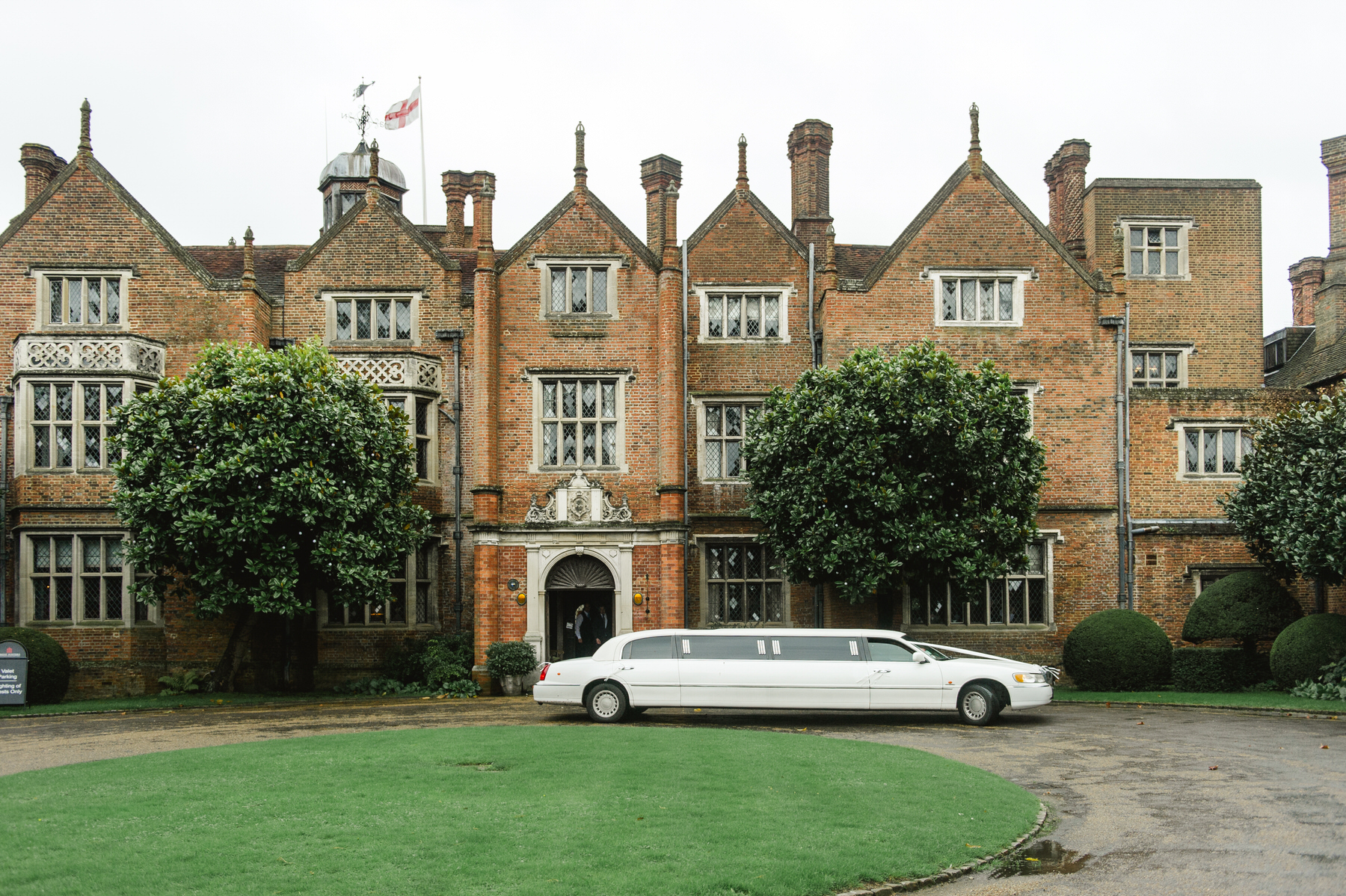 Great Fosters wedding venue