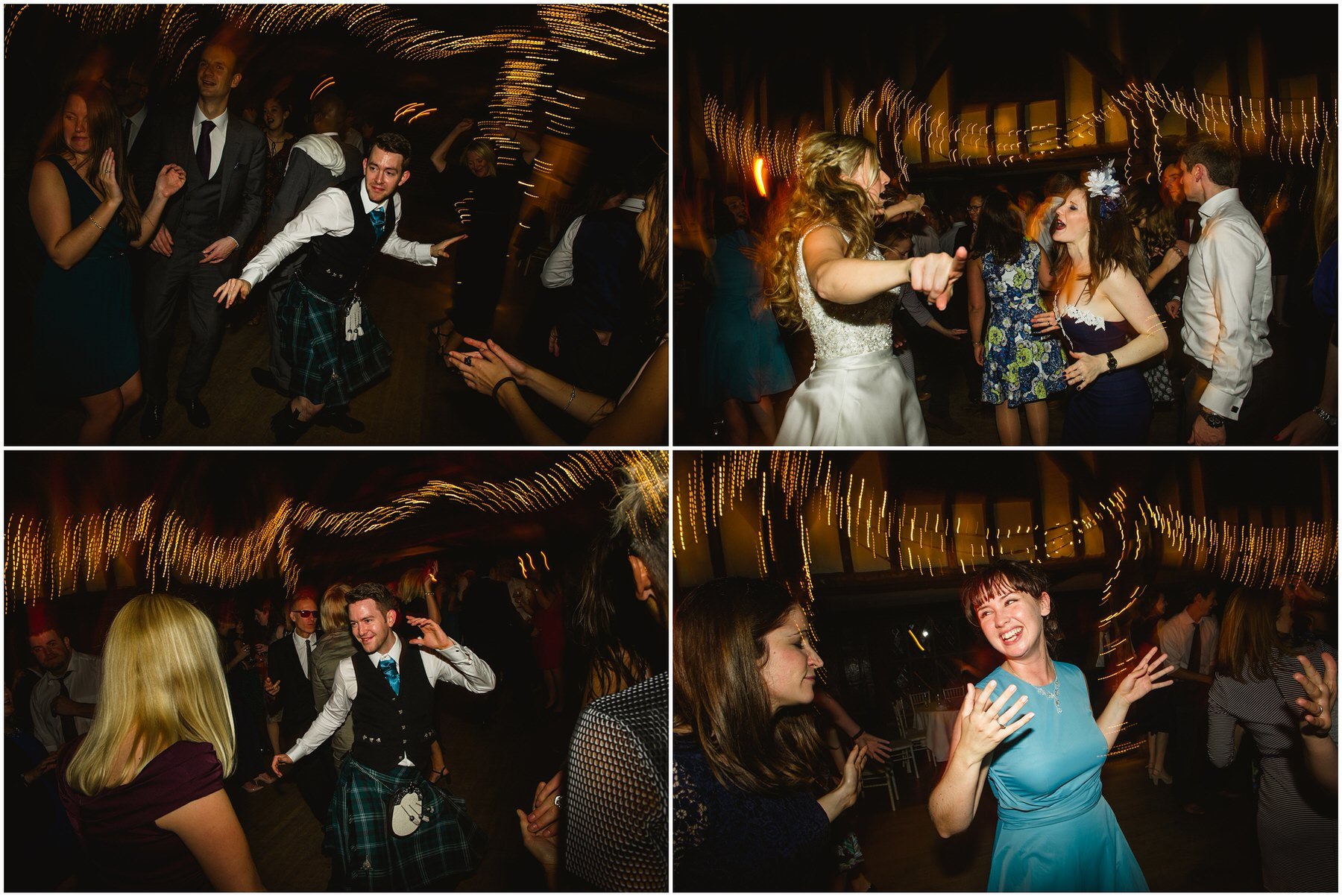 Great Fosters wedding dance
