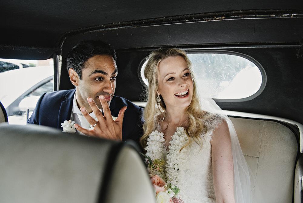 best wedding photographer surrey bride and groom