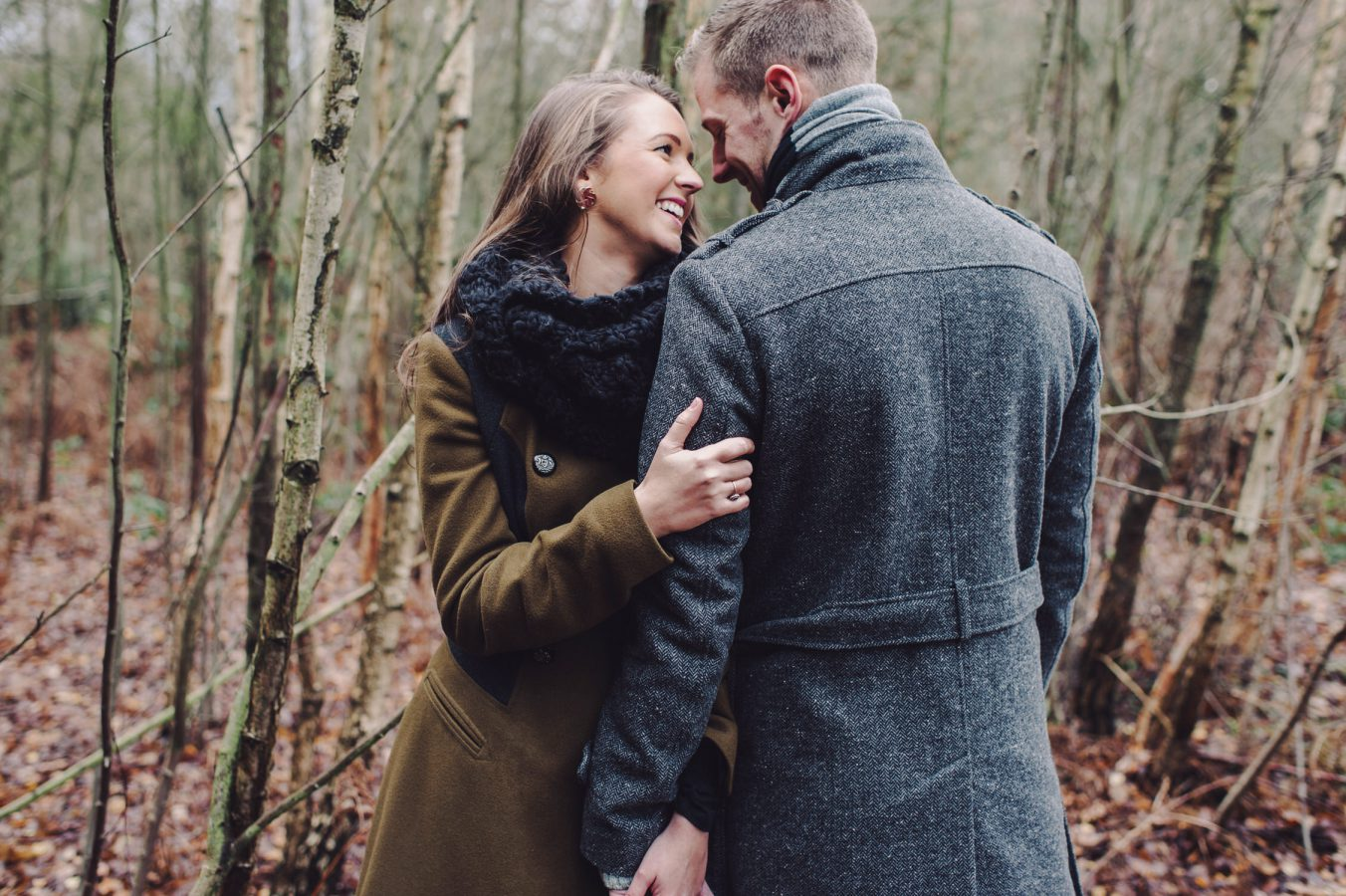 engagement photography in Surrey