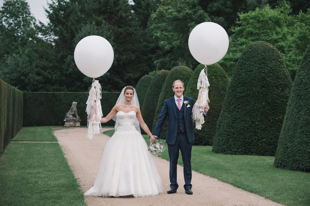 Great Fosters weddings - Karen Flower Photography