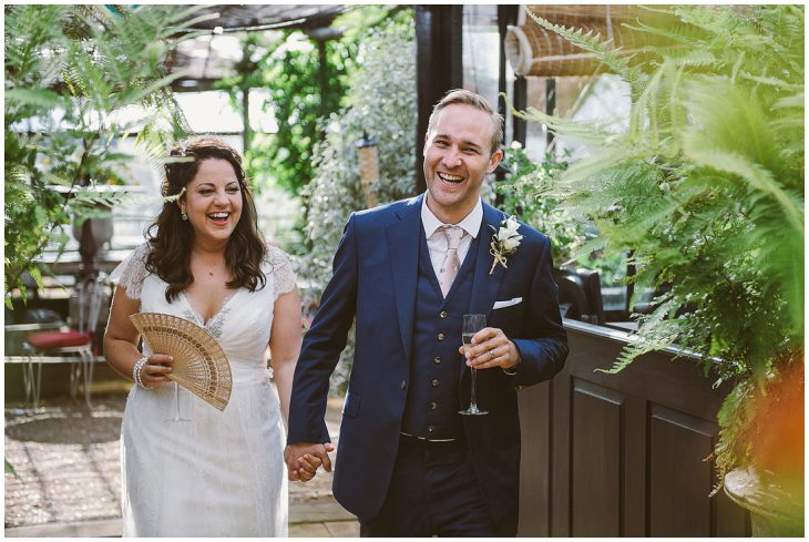 Petersham Nurseries weddings
