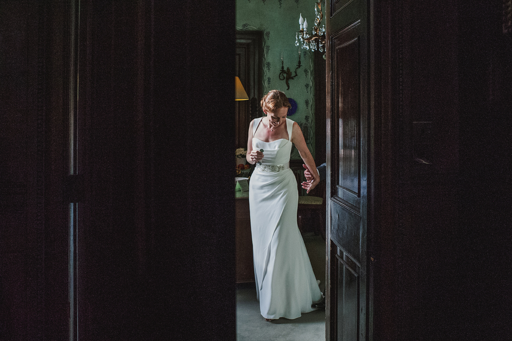 Suzanne Neville wedding dress Karen Flower Photography