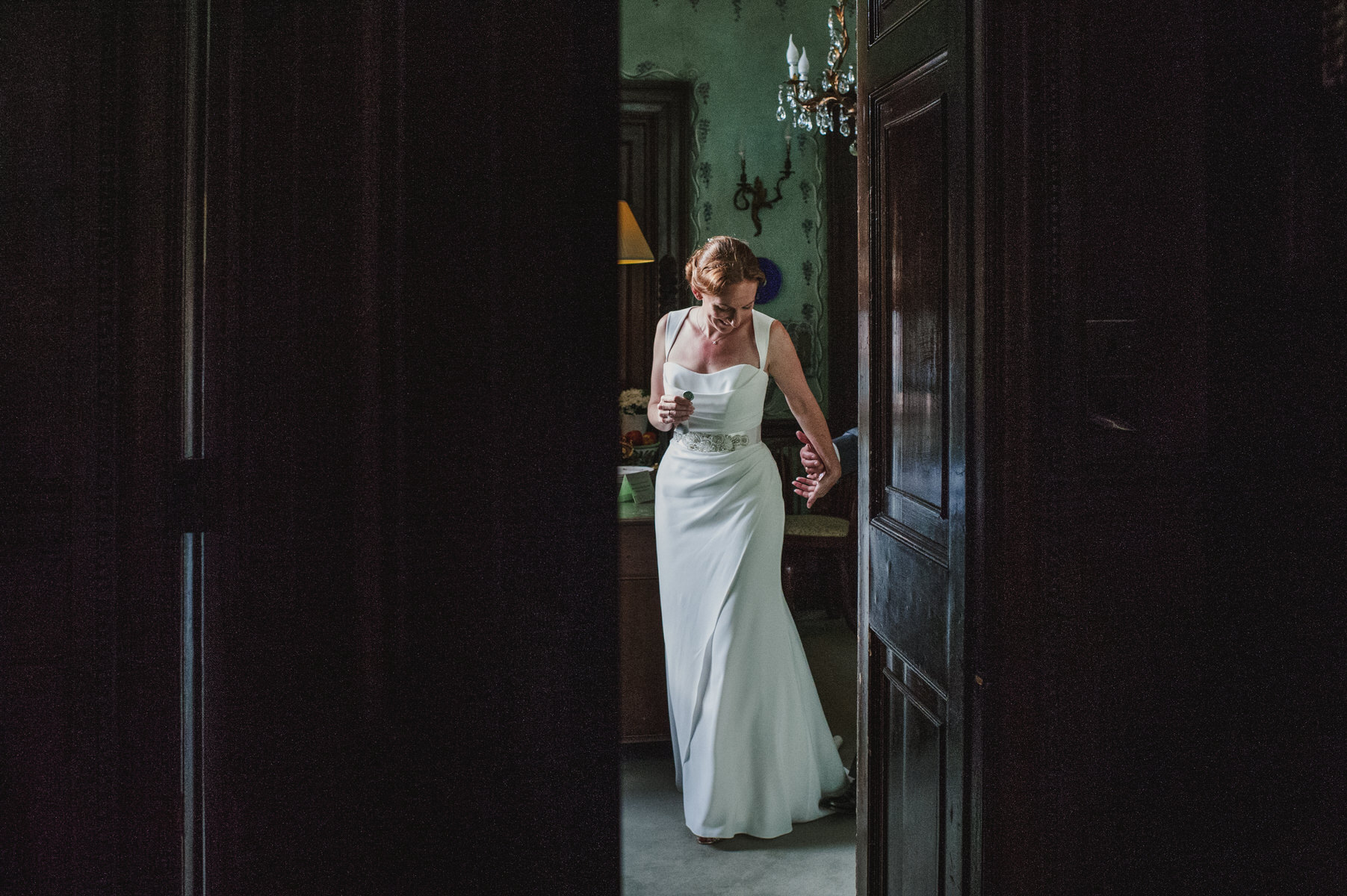 Suzanne Neville dress