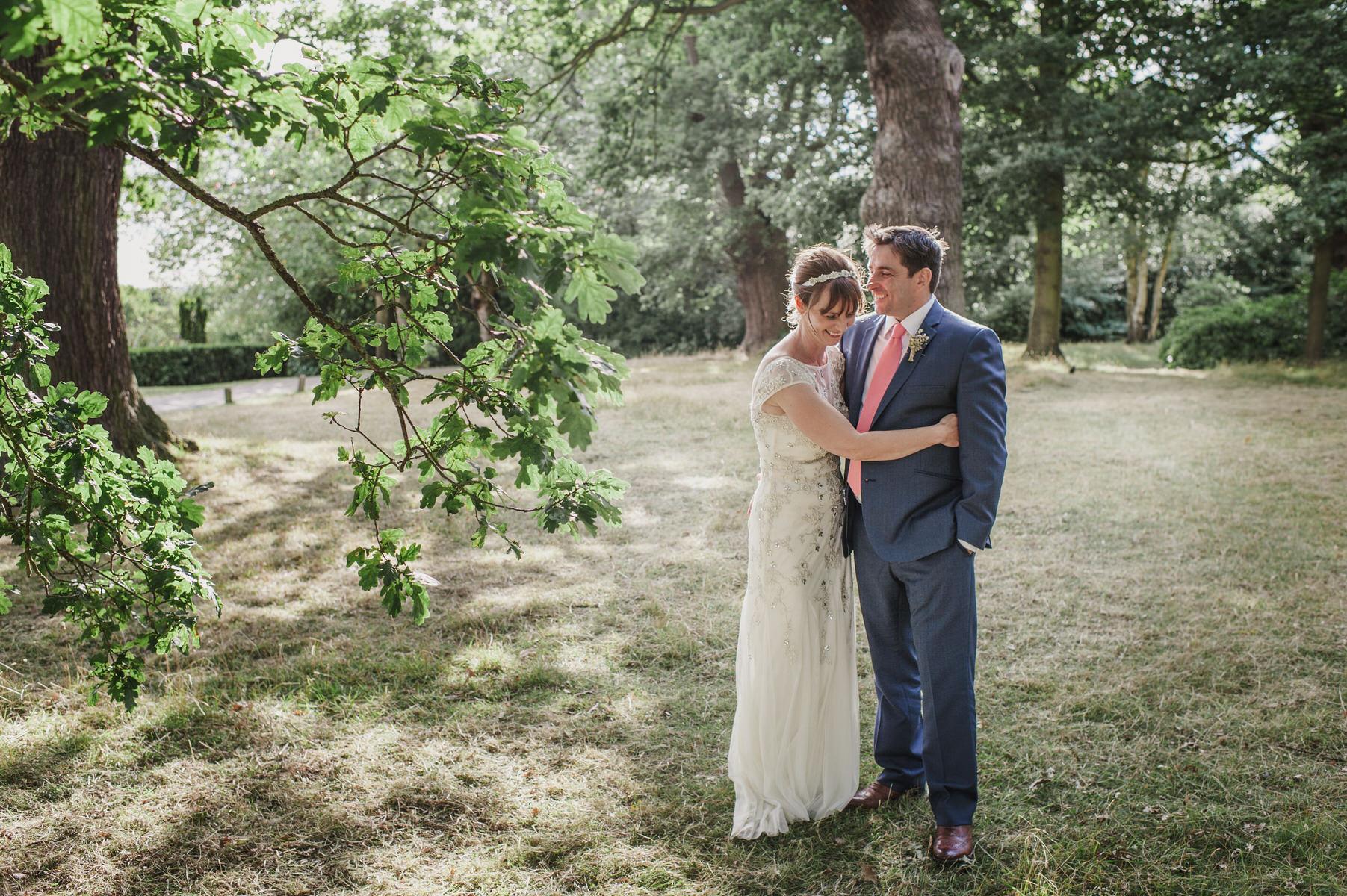 London garden weddings