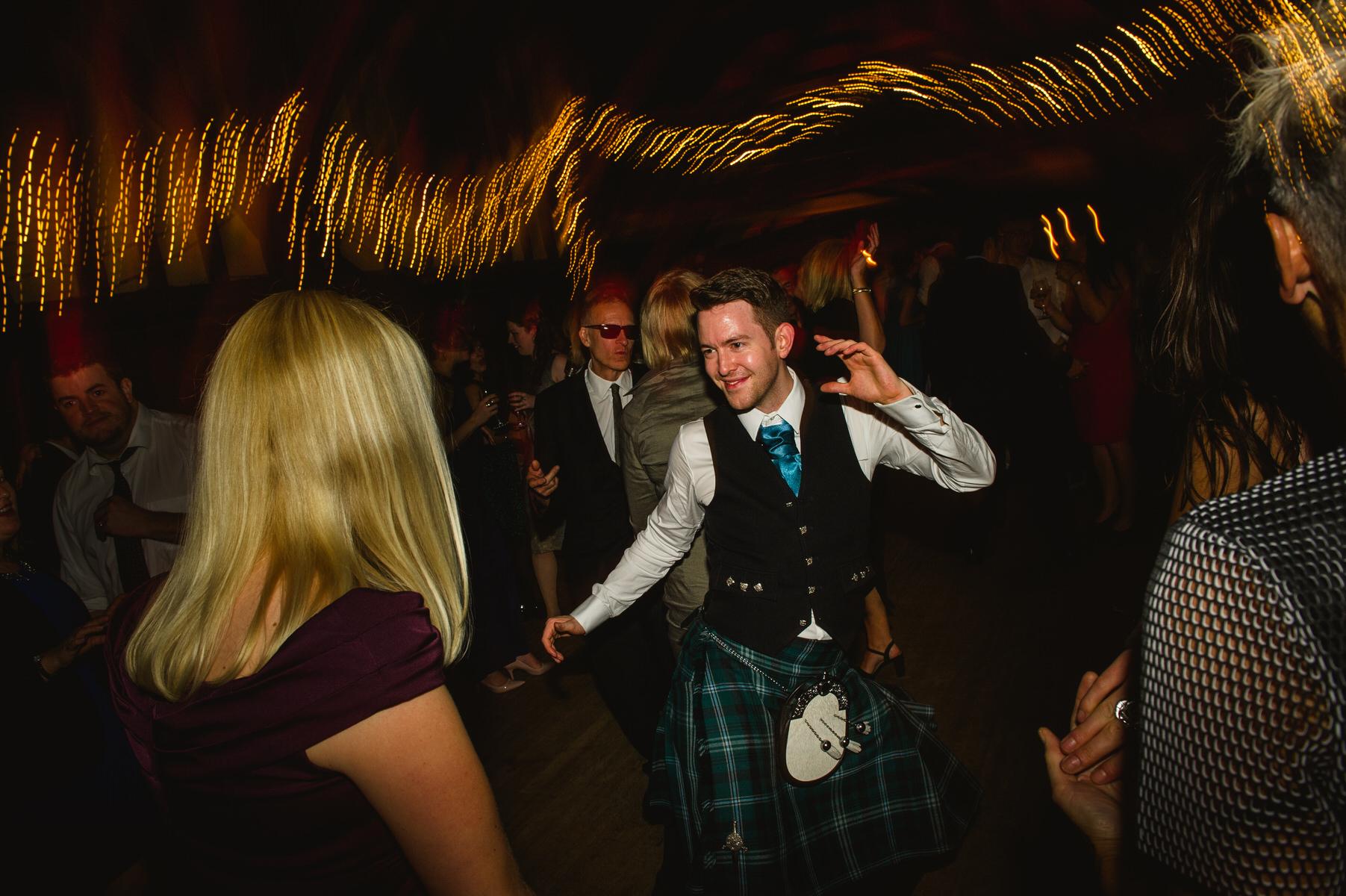 ceiledh at weddings