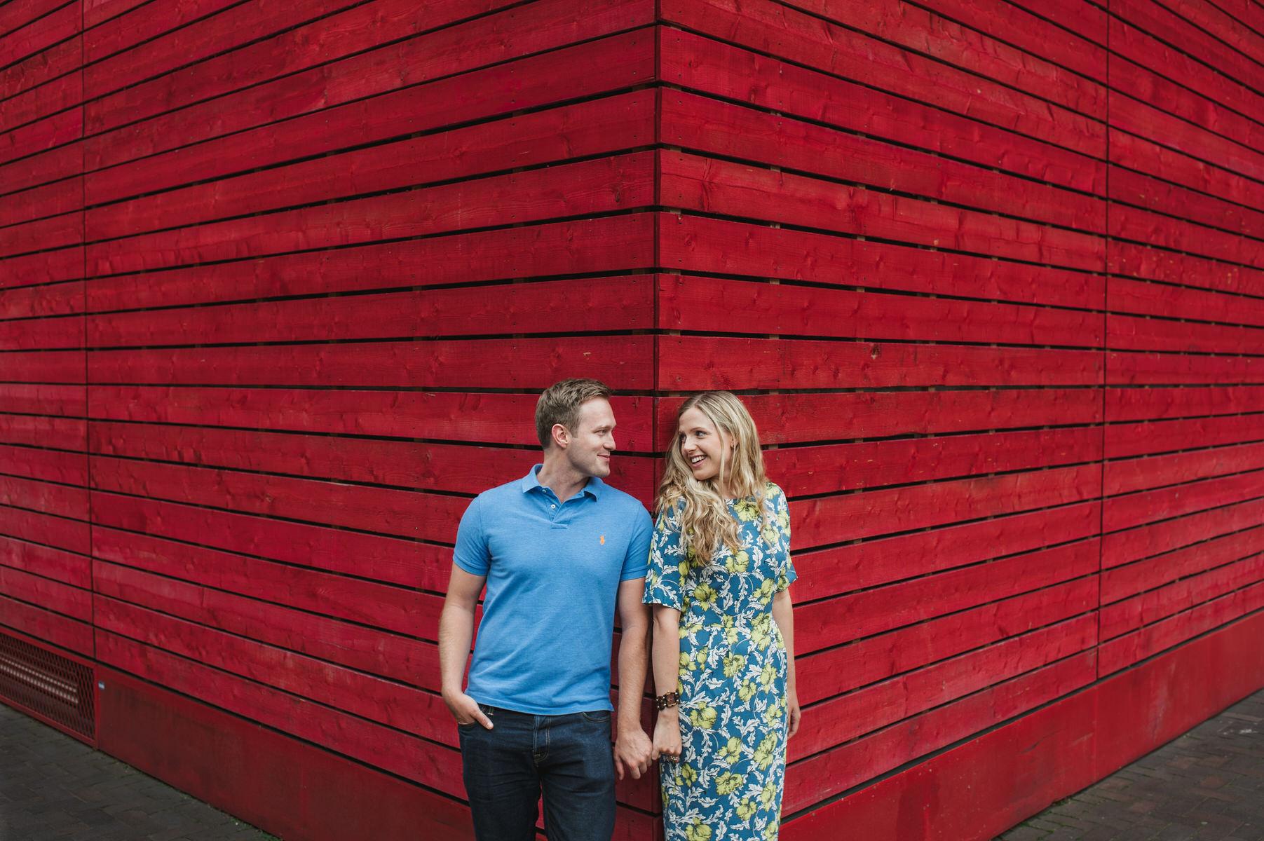 South Bank engagement shoot