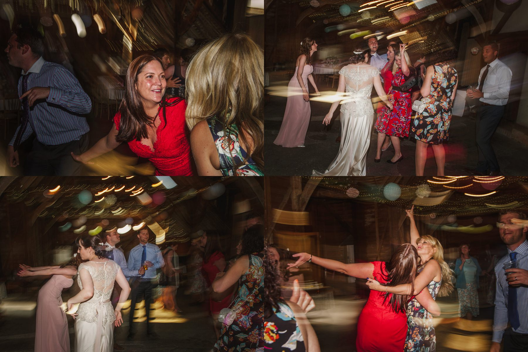 dancing Herons Farm wedding