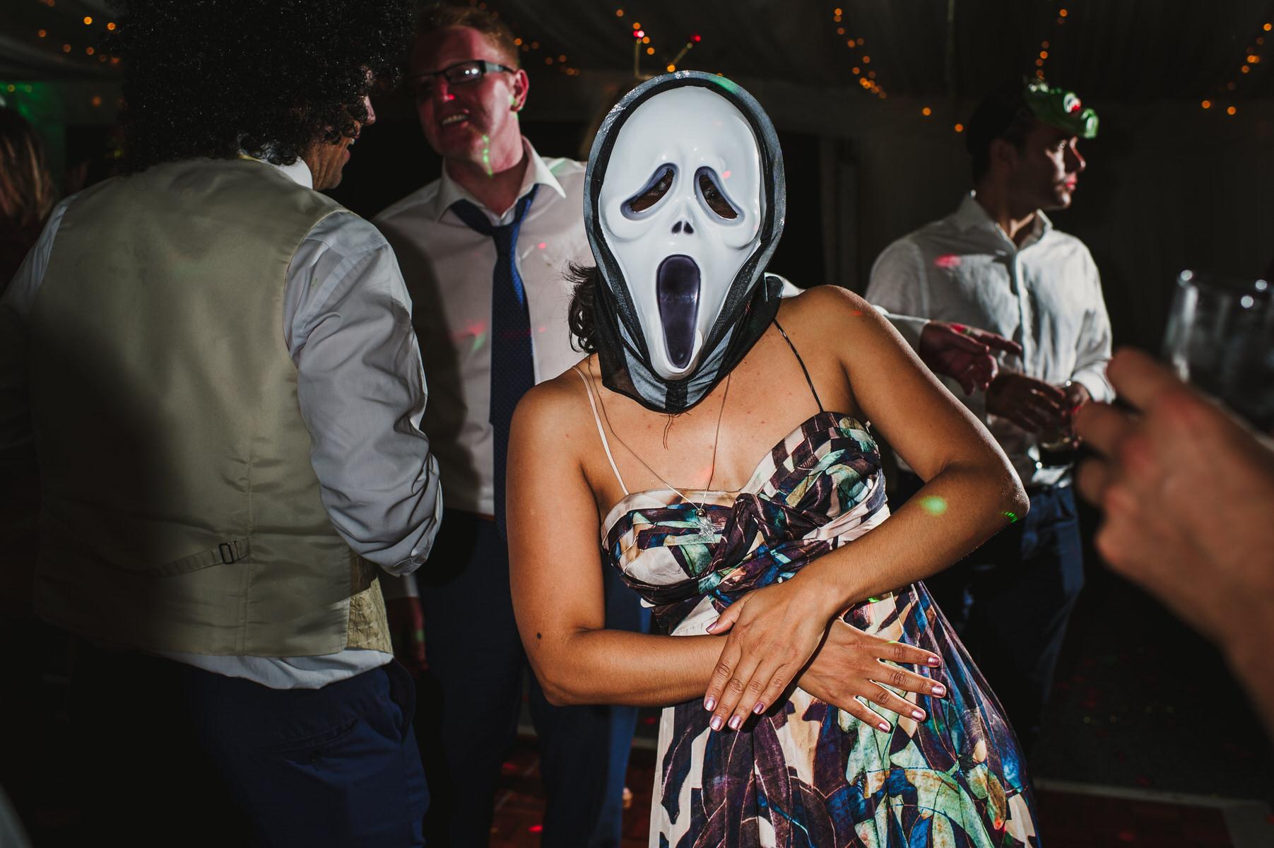 Ravens Ait wedding reception