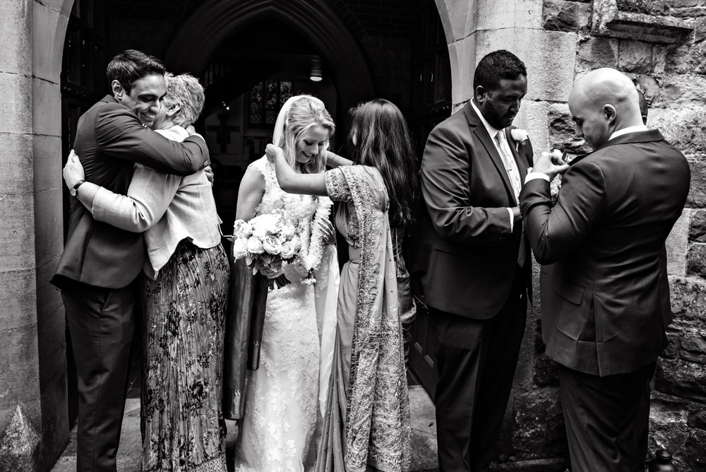 best wedding photography surrey hugs