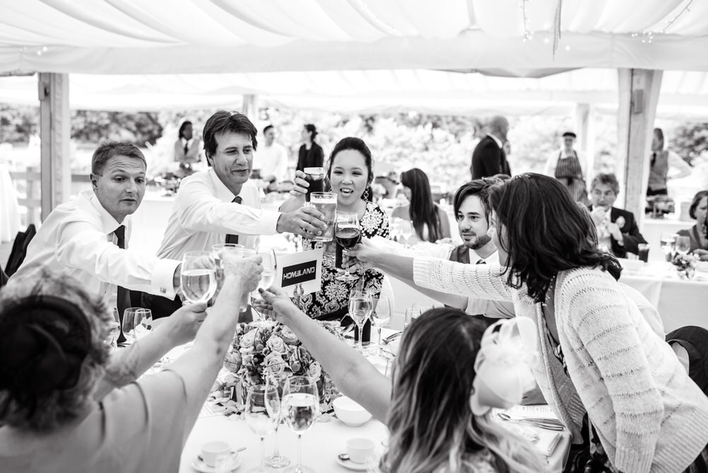 best wedding photography surrey wedding reception