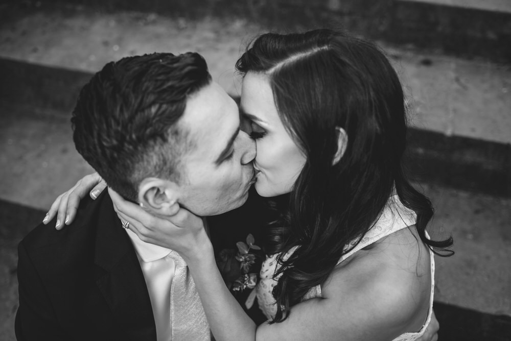 best wedding photography surrey bride and groom