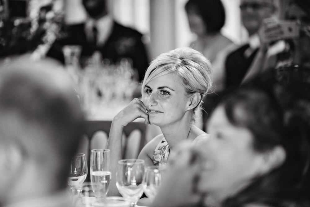 Herons Farm Barn wedding speeches