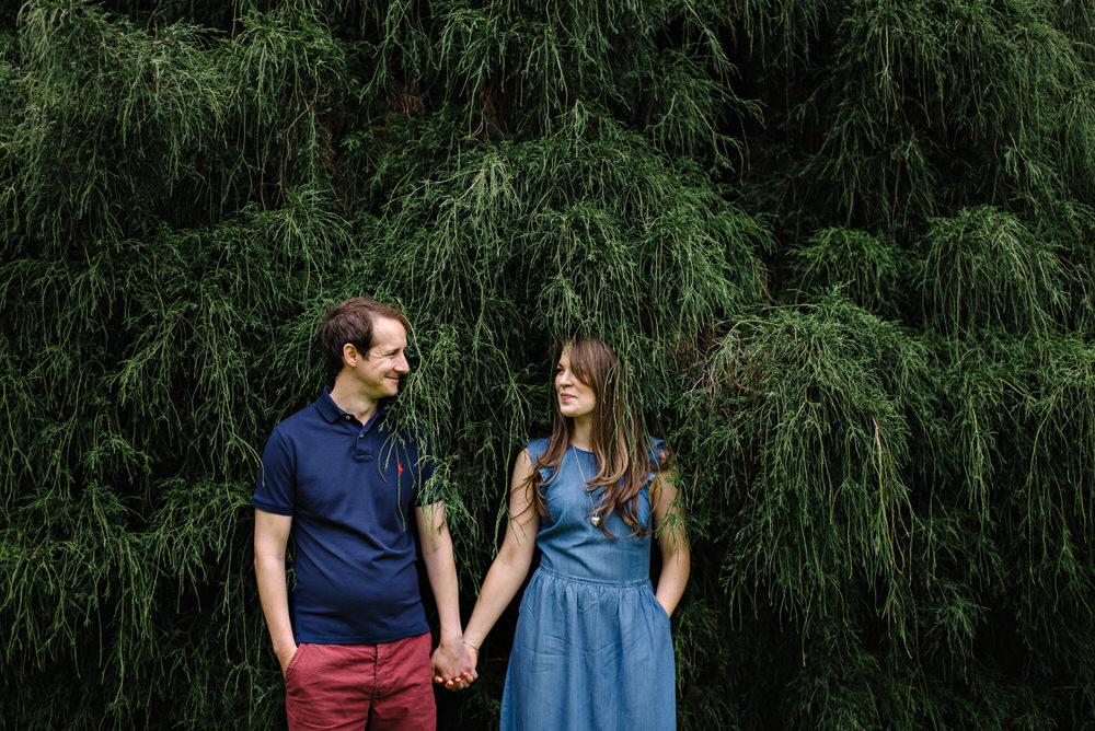 couple holding hands Karen Flower Photography