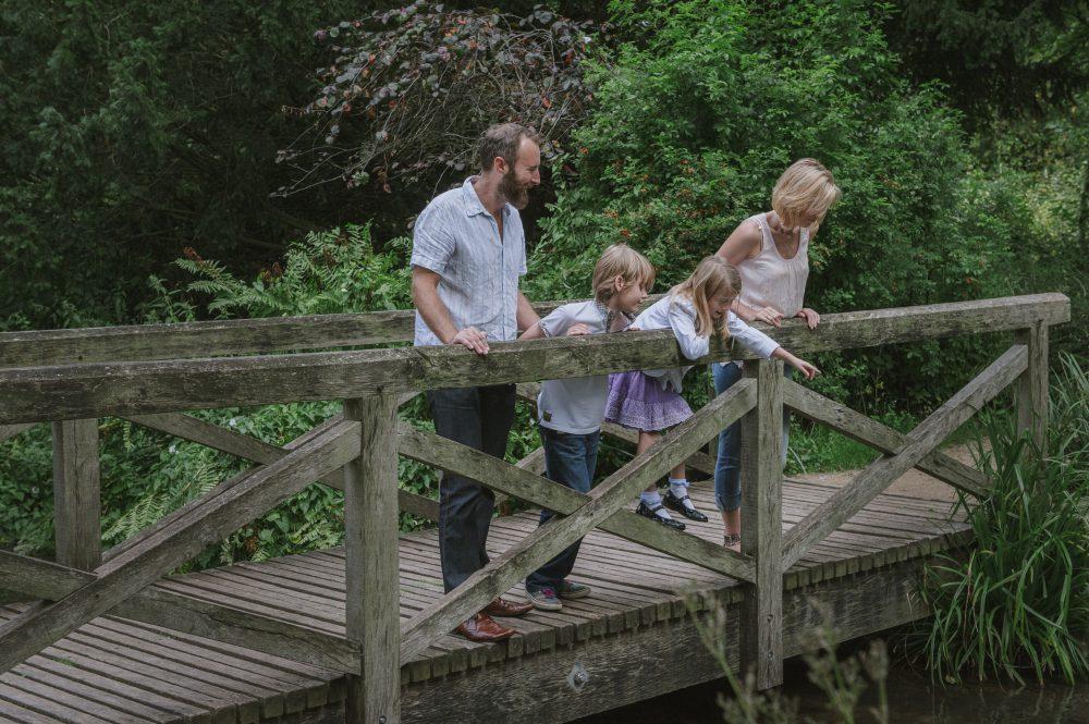 family photo session Surrey photographer
