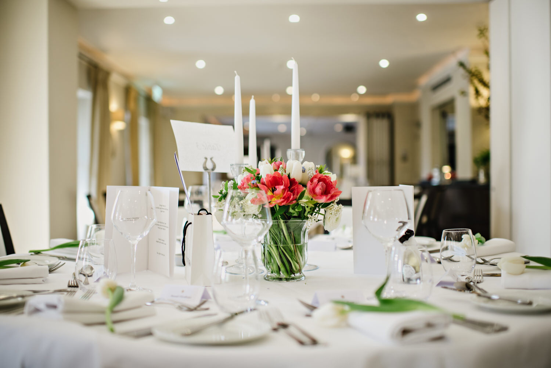 Bingham Hotel Wedding flowers
