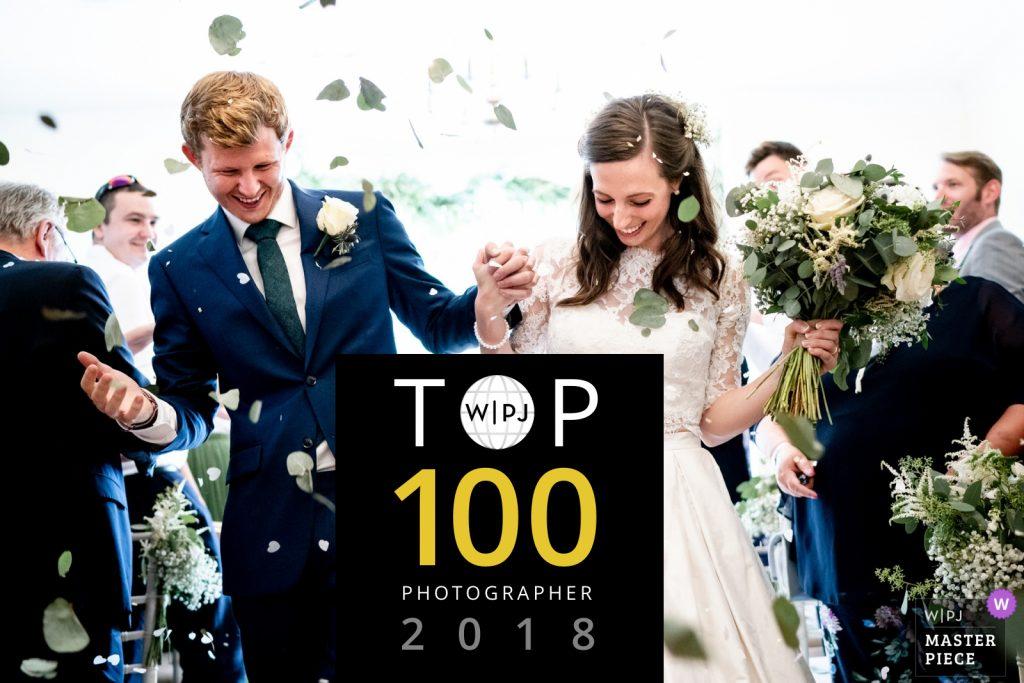 WPJA top 100 award